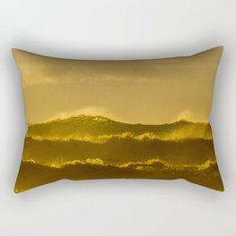 Ocean #1 Rectangular Pillow