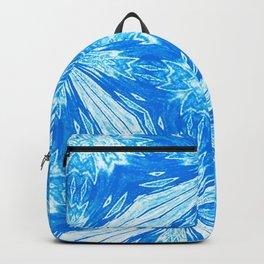 Cerulean Blue Evening Backpack