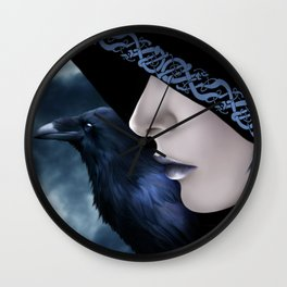 Macha Wall Clock
