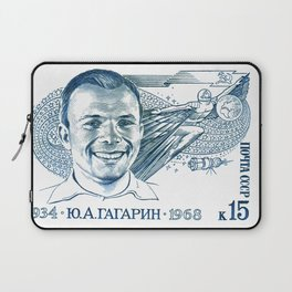 GAGARIN SPACE ODYSSEY Laptop Sleeve