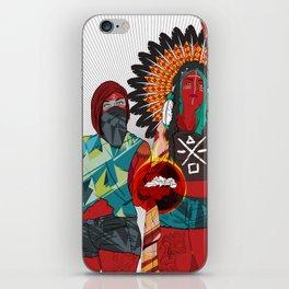 Native Love  iPhone Skin