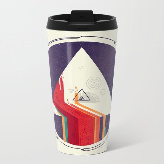 Portal Study Metal Travel Mug