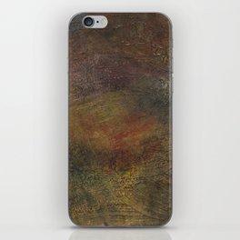 Bronze Mist iPhone Skin