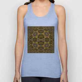Withering of leaves 3D Unisex Tank Top