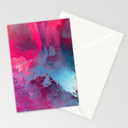 Lavrentía (Abstract 54) Stationery Cards
