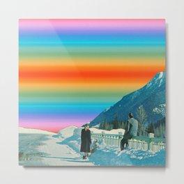 Colors sky Metal Print