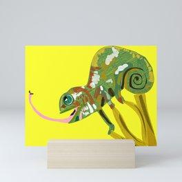 Gotcha! Mini Art Print