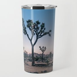 Joshua Tree at Sunset Travel Mug
