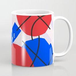 NEW HOPE: A BIGGER SPLASH BLUE Coffee Mug