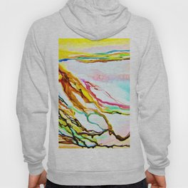 Color by the Sea Hoody
