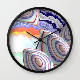 Wonka's Candy Store Wall Clock