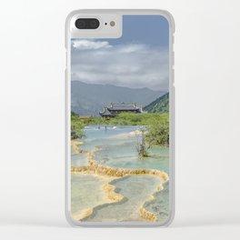 Sichuan, China Clear iPhone Case