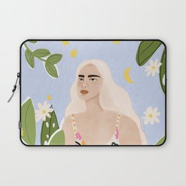 Abstract dress Laptop Sleeve