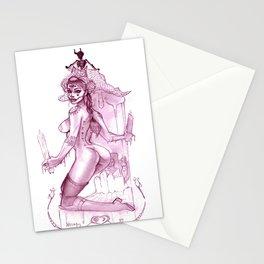 Su Niña Muerta Stationery Cards