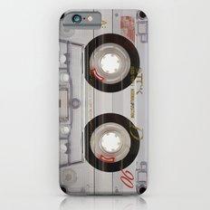 Cassette Transparent iPhone 6s Slim Case