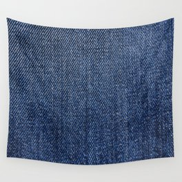 Jeans On All Wall Tapestry
