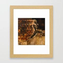 Zenkenzo's Run Framed Art Print