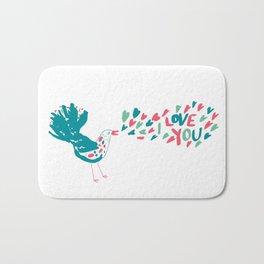 Birdy Song Bath Mat