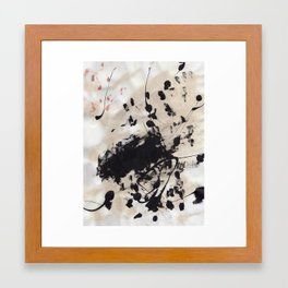 A State of Human Refuse Framed Art Print
