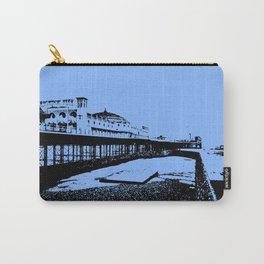 Brighton Pier Mono Carry-All Pouch