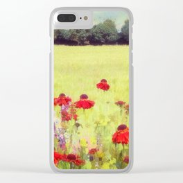 Helenium Moerheim Beauty Clear iPhone Case