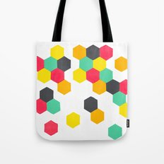 Crazy Clusters Tote Bag