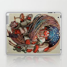 Healing Hands Laptop & iPad Skin