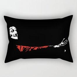 Marcel Marceau Rectangular Pillow