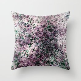 Abstract Artwork Colourful #8 Throw Pillow
