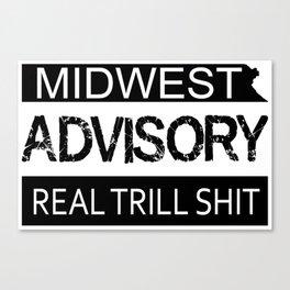 Midwest Advisory Canvas Print