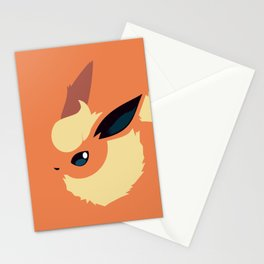 Flareon Stationery Cards