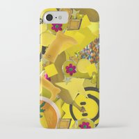 sister iPhone & iPod Cases featuring Sister by PurplePiratePlatymonkey