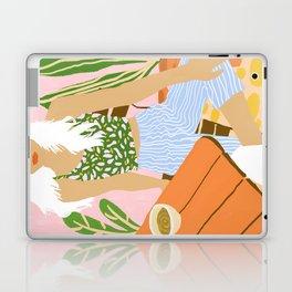 Kawa Tea #illustration #fashion Laptop & iPad Skin