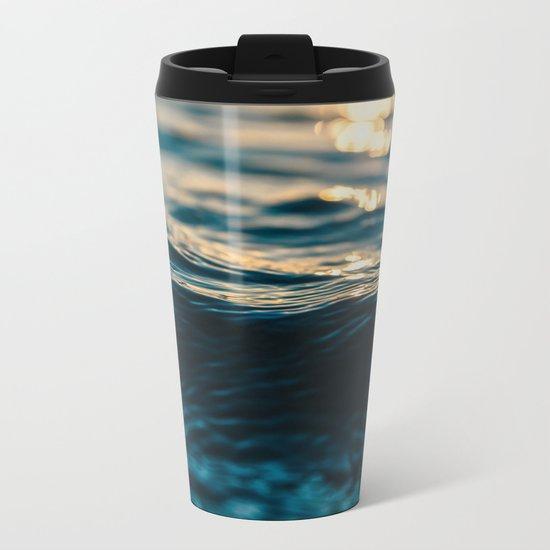 Cold Water Metal Travel Mug