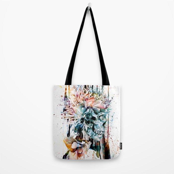 SKULL N-II Tote Bag