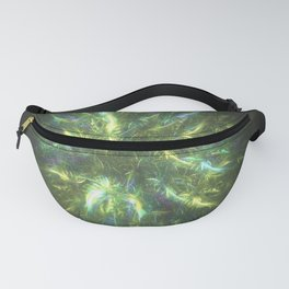 Geometric Cosmic Light 154 Fanny Pack
