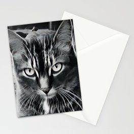 Cats Eyes Stationery Cards