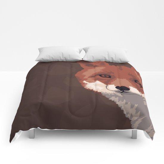 Vulpini Comforters
