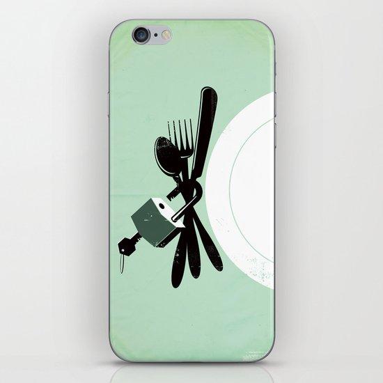 """Glue Network Print Series """"Hunger"""" iPhone & iPod Skin"""