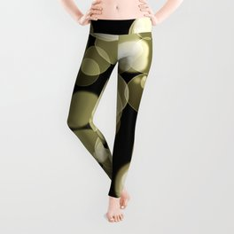 Bokeh Background Leggings