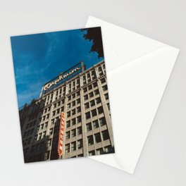 Orpheum Theatre Los Angeles IV Stationery Cards