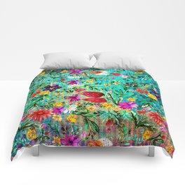 Old Chintz Comforters