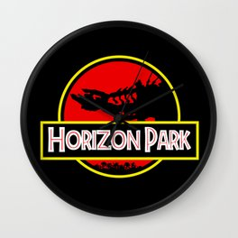 Horizon Park Wall Clock