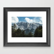 Waxenstein #2 Framed Art Print