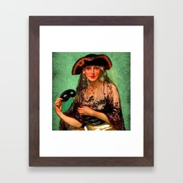 Pirate Jenny Framed Art Print