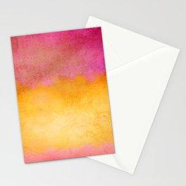 Purple Dawn Stationery Cards