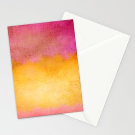 Purple Dawn Stationery Cards