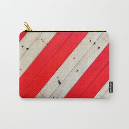Red wood Carry-All Pouch