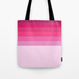 pink induction Tote Bag