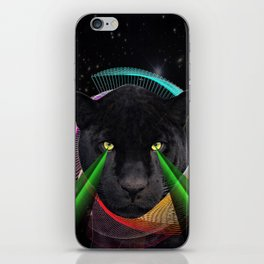 Panther iPhone Skin